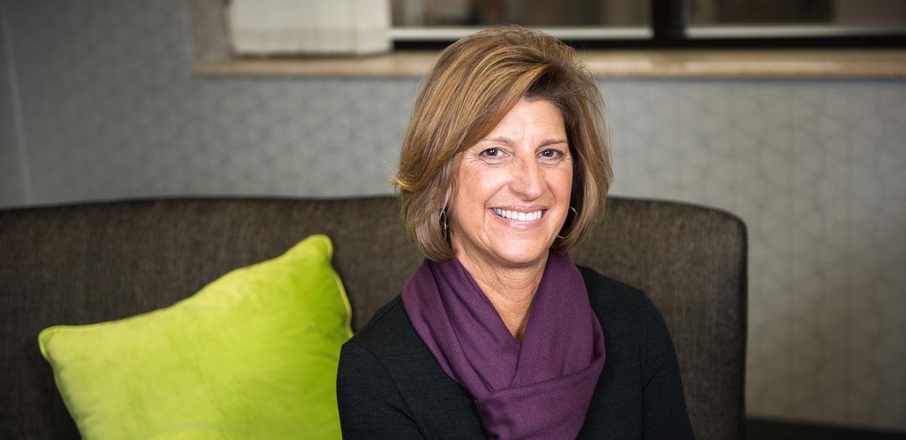 Maryann Flynn, Marketing Specialist
